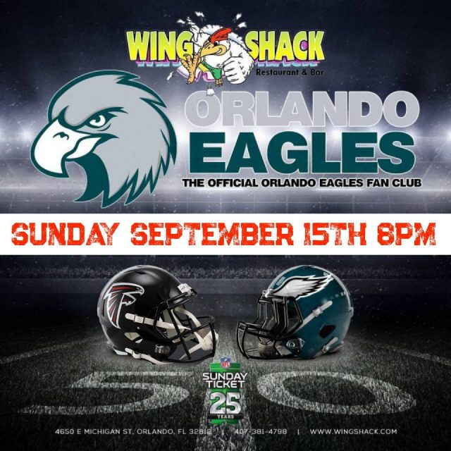 Eagles vs Falcons