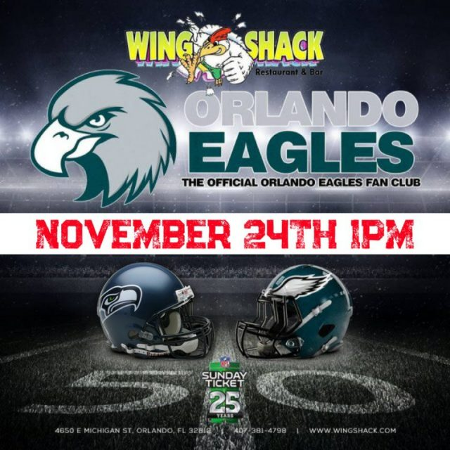Eagles vs Seahawks